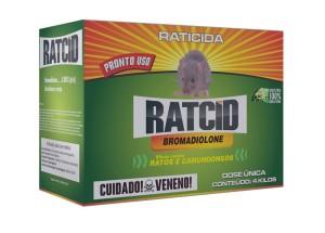 M. RATO BIO CARB RATCID 3x(160x25g)