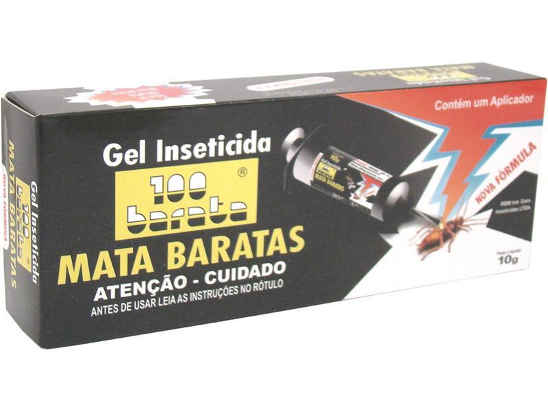GEL MATA BARATA 100 RBM 10g
