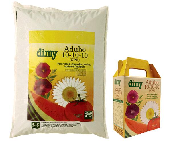 ADUBO 10.10.10 DIMY ( 24X500GR )