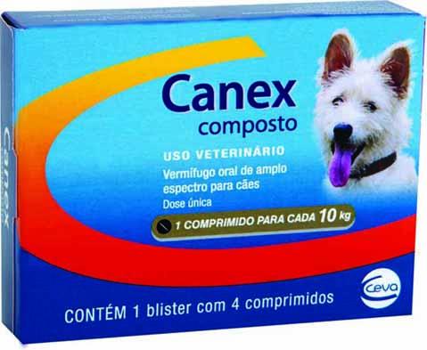 CANEX COMPOSTO 4comp.