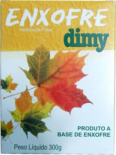 ENXOFRE DIMY ( 10X300G )