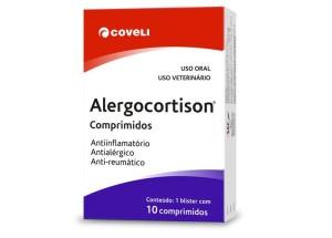 ALERGOCORTISON 10 COMPRIMIDOS