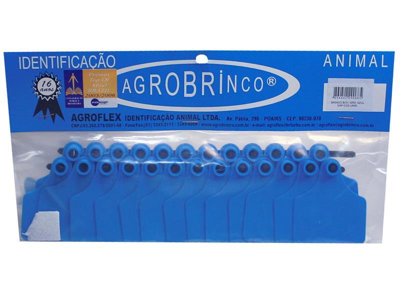 BRINCO BOV GR AZUL S/No C/25
