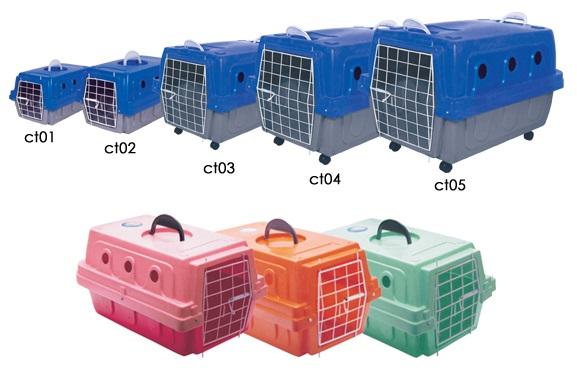 CAIXA TRANS No 1 27x32x49cm IDEAL DOG