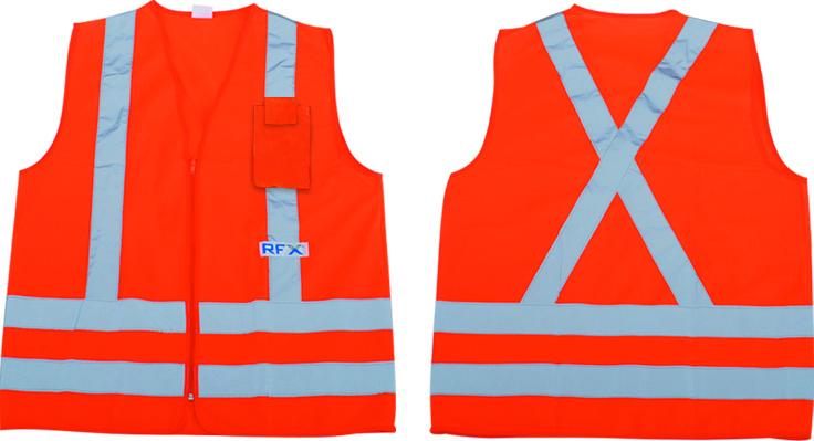 COLETE RFX POLIES LAR. 1 BOLSO TAM-XG VIC72140