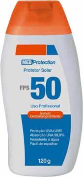 PROTETOR SOLAR FPS 50  120G MEDPROTECTION
