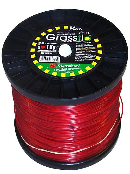 GRASSFIO 1.8mm 1 KG CARRETEL (345 MT P/KG)