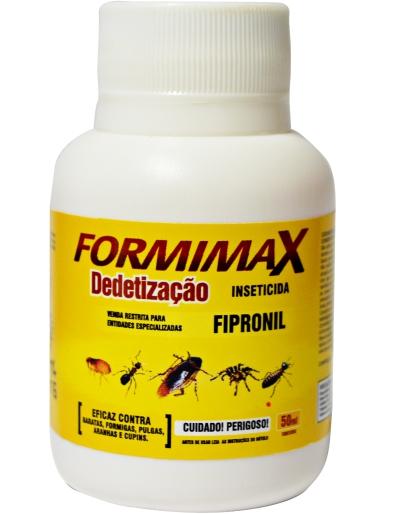 FORMIMAX DEDETIZAÇÃO 50ml CITROMAX 50ML