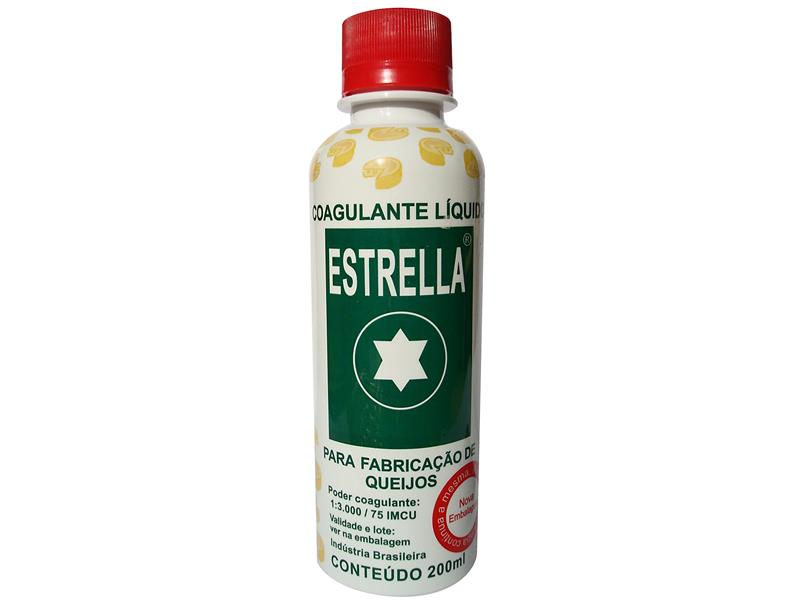 COALHO ESTRELA LIQUIDO 200 ml ENZIMA PROTEASE