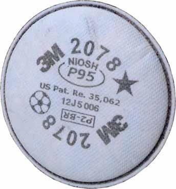 FILTRO POEIRAS/NEV/GAS/VAPOR/FC 2078 C/2 UNID