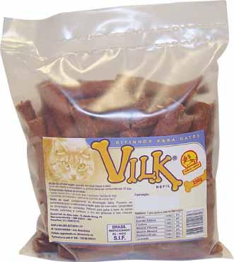 BIFINHO VILK GATOS 250 g (SABOR CARNE)