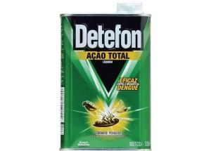 DETEFON LIQUIDO 500 ML CX C/12 UNID.