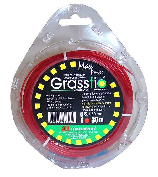 GRASSFIO 1.8mm 30MT (CLIPLINE)